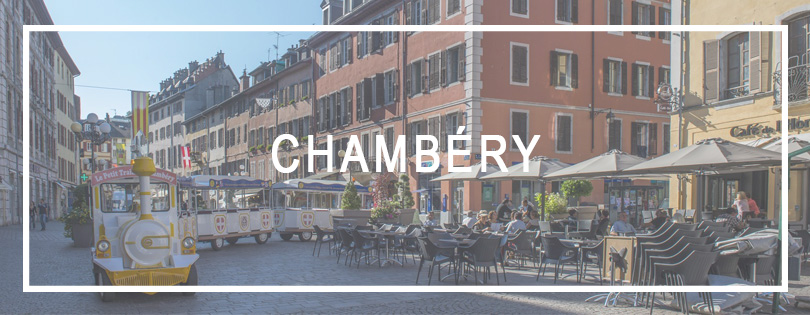 PRIVATE AIRPORT TRANSFER TO AND FROM CHAMBÉRY